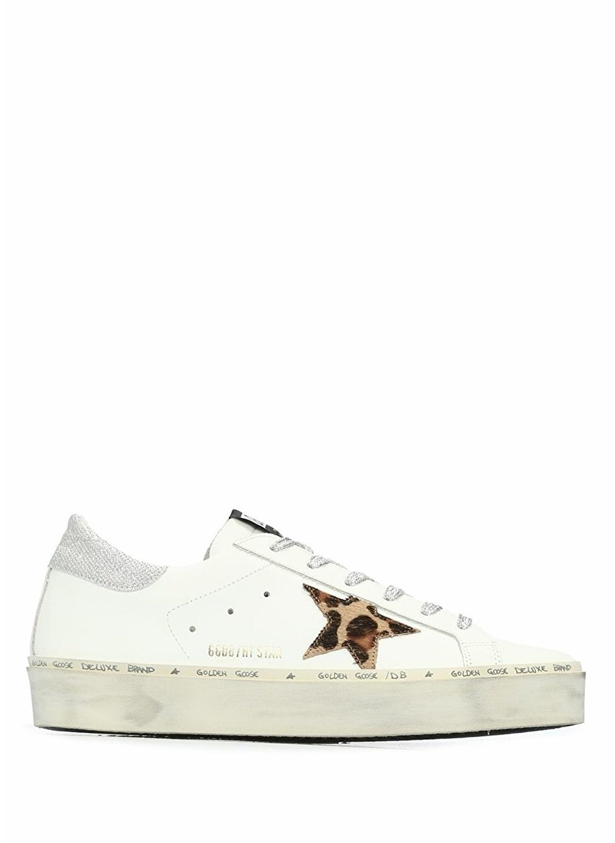 Golden Goose Kadın Sneakers LEOPAR